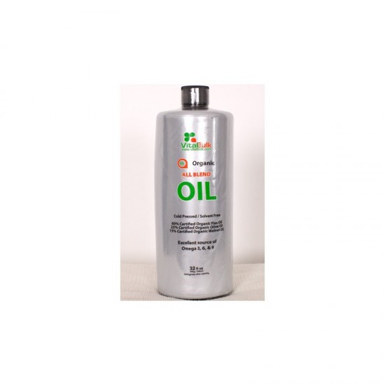 All Blend Oil - 32 oz. VitalBulk (VitalBulk) by Vitanord.eu