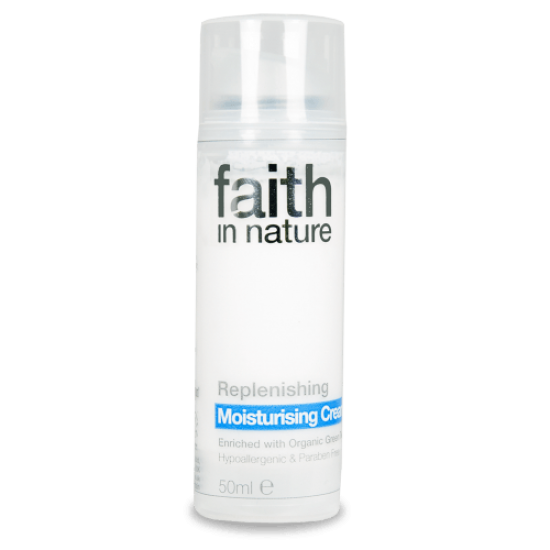 Replenishing Moisturising Cream (50ml) (Faith In Nature) by Vitanord.eu