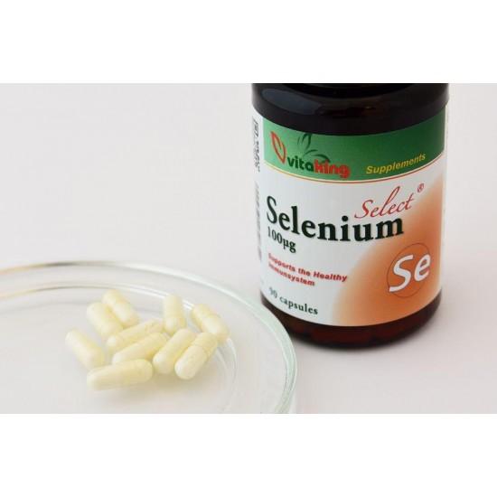 Vitaking Selenium 100 mcg (90 tablets) (Vitaking) by Vitanord.eu